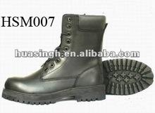 wholesale 2012 fashion men's military lace-up army boots rubber sole
