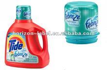 2012 best price laundry liquid detergent bottle label