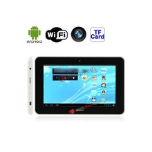 2012 Hot Selling NOVO 7 Tornados White, aPad Style Tablet PC with WIFI 7.0 inch Capacitive Android 4.0 Tablet PC