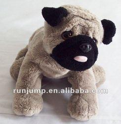 plush stuffed puppet dog