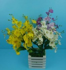 2012 new design Artificial dancing orchid flowers