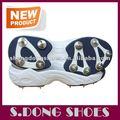 2012 new cricket semelle de chaussure avec des clous