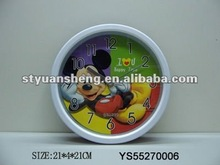 TOP Sale Funny promotion clock wall