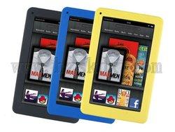 SiKai Kindle Fire Silicone case for Amazon Kindle Fire Silicone case -7 colors