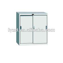 half height metal cupboard