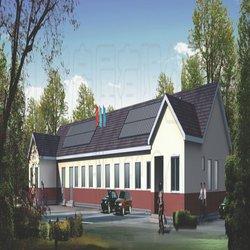BNBM Single Layer Light Steel Villa