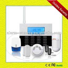 GS-G80DE Wireless intelligent intruder alarm system hot sales in 2012
