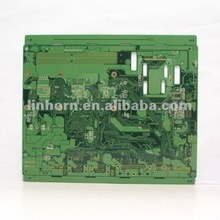 6 Layer PCB for Security system (DVR) with 1.6mm thickness