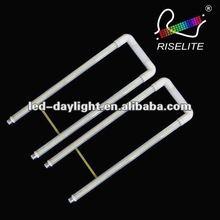 """2 1/2"""" Length - 6"""" Leg Spacing - Medium Bipin Base - Color Temp 3500K - 800 Series Standard T8 U-Shape"""
