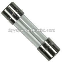 2012 cheap 250V mini glass fuse tube