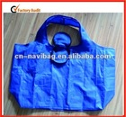 foldable shopping bag in pouch(NV-F098)