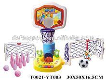 soccer ball,bowling sport play set