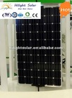 competitive price photovoltaic solar panle 250W with TUV