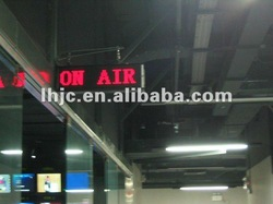 UH Indoor moving signs for medical center/car park/showroom
