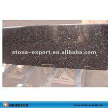 asian top granite slab/polished edge/half slab without sink