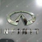 3D LED infiniti car logo