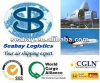 Shanghai Air freight to BOM/Mumbai/Bombay(Allen)