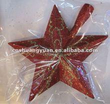 plastic christmas star