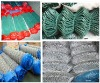 Chain wire PVC coated cyclone fencing mesh