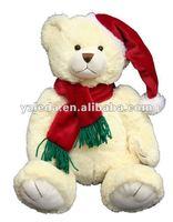 2012 Hot Christmas Plush Bear