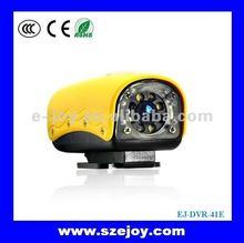 HD 720P Waterproof Outdoor Sports Camera Helmet Mount EJ-DVR-41E