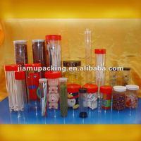 clear plastic PVC tube