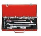 Adjustable 24pcs 1/2''Dr. Socket wrench craftsman tool