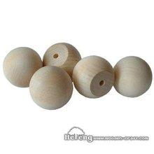 Round Wooden Ball Knobs