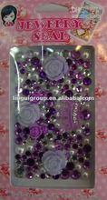 2012 crystal sticker