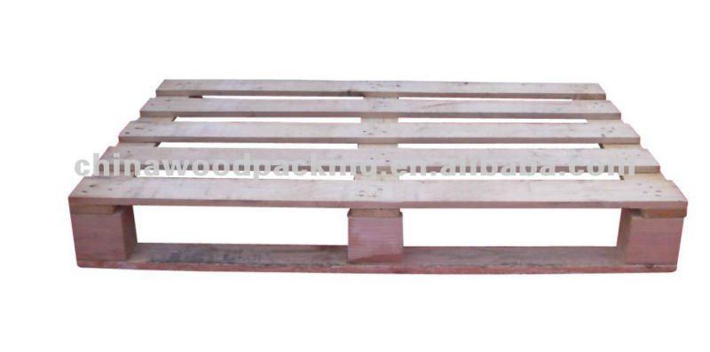 wood pallet(1200*800), fumigation pallet, euro wooden pallet