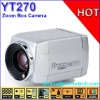 Hottest box camera day/night box security camera systems (YT270D)
