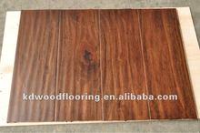 Tasmania oak Handscraped flooring wood