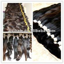 Export virgin indonesian hair wholesale braiding