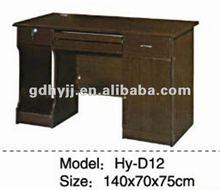 Top quality! Hongye Classic Computer/Laptop/Staff desk 1.4m