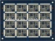 pcb components suppliers/fan remote control pcb/single sided copper clad pcb board