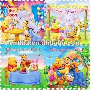 Durable fashion/cute/children/playing eva foam mat/cushion