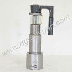 Russian type plunger piston