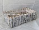 denture wood storage boxes,raw material