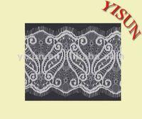 100% High Quality Nylon ladies suits lace design