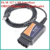 Auto Car Diagnostic Interface OBD2 USB ELM327