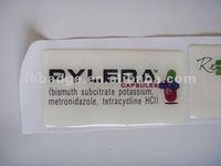 printed with epoxy sticker,plastic sticker,sticker with epoxy