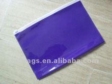 pvc file case,pvc zipper lock file bag