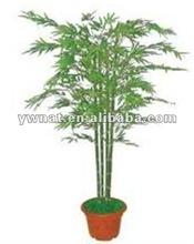 Nature bamboo pot culture
