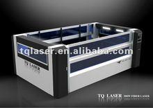 Fiber laser cutting tool for metal plate