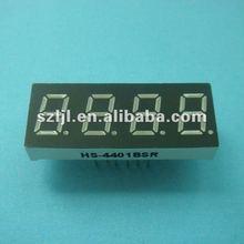 0.4 Inch Red 4 Digits 7 Segment LED Display/LED Digital Display/LED Numeric Display