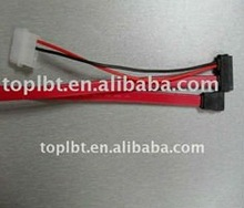 2012 High quality SATA 7P+6P Cable