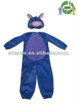 TZ-81065 Eeyore Plush Animal Costume For Children
