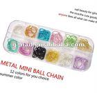 Nail Art,Nail Decorations,Nails Beauty,Metal Ball Chain,MC-09S