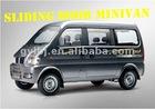 EQ6383LF (Euro III emission standard) sliding door minivan