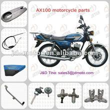 motorcycle parts ax100 motorcycle
